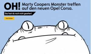 Opel: Ο Marty Cooper Εμπνέεται από το Νέο Corsa