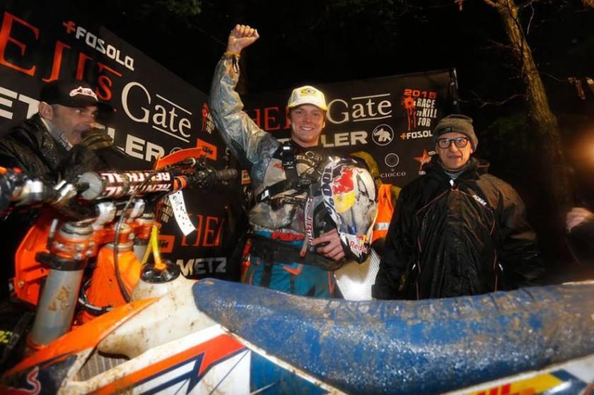 KTM: Νίκη για τον J.Walker στο Hell Gate Hard Enduro (photo)