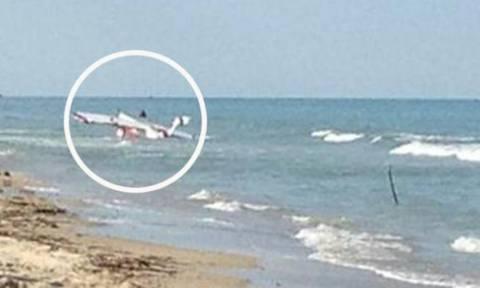 Τραγωδία στην Ιταλία: Αεροσκάφη συγκρούσθηκαν στον αέρα (video)