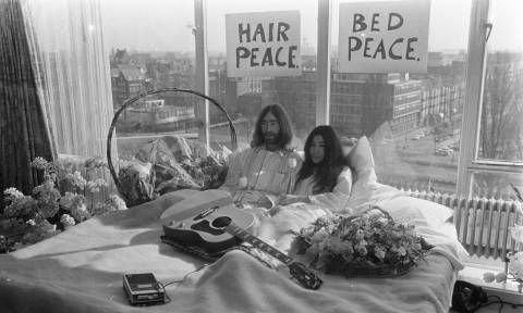 Σαν σήμερα το 1969, ηχογραφείται το θρυλικό «Give Peace a Chance» (vid)