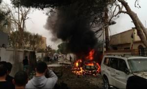 Λιβύη: Πέντε νεκροί από επίθεση καμικάζι του Ισλαμικού Κράτους
