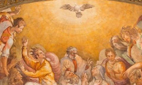 Πώς θα καταλάβει το παιδί την ημέρα του Αγίου Πνεύματος;