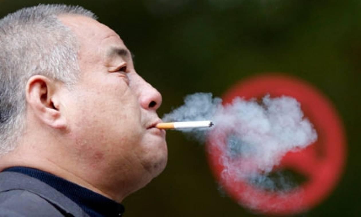Κίνα: Τέλος το κάπνισμα σε δημόσιους χώρους