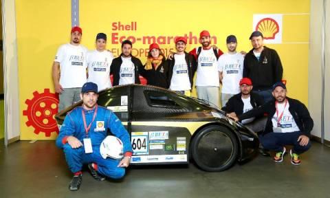Shell: Ευρωπαϊκός Μαραθώνιος Οικονομίας 2015 (photos)