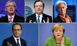 Ολοκληρώθηκε η «μίνι σύνοδος κορυφής» στο Βερολίνο