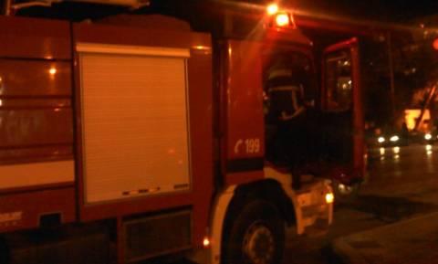 Θεσσαλονίκη: Μεγάλη πυρκαγιά σε βιοτεχνία στη Νεάπολη