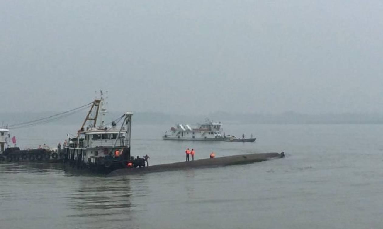 Συνελήφθη ο καπετάνιος του πλοίου που βυθίστηκε στην Κίνα