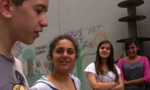 Οι παράξενες πόλεις των εφήβων: στο πλαίσιο της έκθεσης Strange Cities: Athens στη Διπλάρειο Σχολή