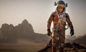 Ο Ματ Ντέιμον μόνος στο διάστημα!