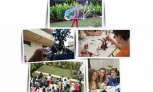Summer Camp 2015 στο Planet Physics