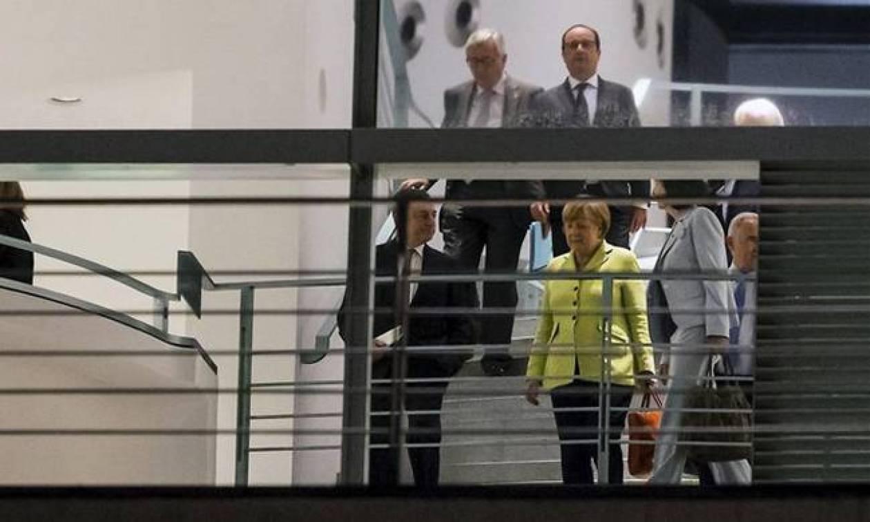 Ο γερμανικός τύπος σχολιάζει την πενταμερή του Βερολίνου