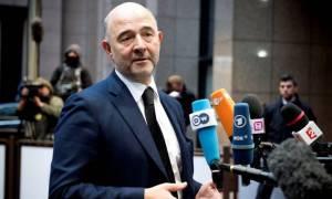 Μοσκοβισί: Έχει καταγραφεί πραγματική πρόοδος στις συνομιλίες