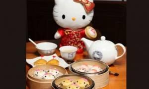 Το πρώτο Hello Kitty εστιατόριο είναι γεγονός!