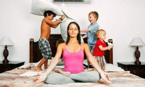 Αυτές είναι οι συνήθειες που αποκτά μία γυναίκα όταν γίνεται μαμά!