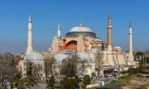 Προκλητικό βίντεο των Τούρκων για την Αγία Σοφία