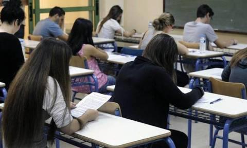 Πανελλήνιες 2015: Σε πέντε μαθήματα εξετάζονται σήμερα (3/6) οι υποψήφιοι των ΕΠΑΛ (Ομάδα Α')