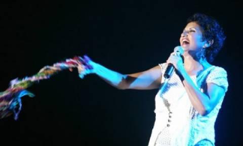 Η Άλκηστις Πρωτοψάλτη για μία συναυλία στο ΤΕΙ Σερρών