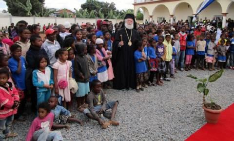 Μαδαγασκάρη: Εγκαινιάστηκε νέο ορφανοτροφείο θηλέων για ομογενείς και όχι μόνο...