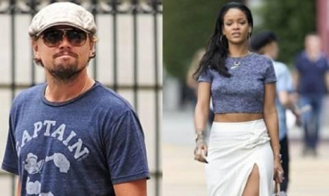 Ποια σχέση; Rihanna και Leonardo DiCaprio κυκλοφορούν με νέα αμόρε