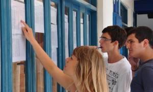 Πανελλήνιες 2015: Αναμένεται πτώση των βάσεων και μείωση των αριστούχων
