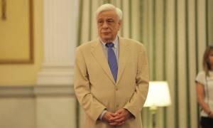 Μήνυμα Παυλόπουλου: Η θέση της Ελλάδας ήταν, είναι και θα είναι στην Ευρωπαϊκή Ένωση
