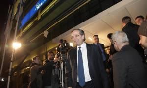 Αμετανόητος Σαμαράς: Η κυβέρνηση μάς έχει οδηγήσει ήδη στην ύφεση