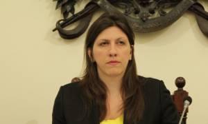 Κωνσταντοπούλου: Απάνθρωπο να τιμωρείται ο λαός για τα λάθη των πιστωτών