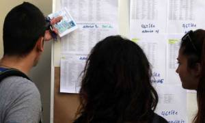Πανελλήνιες 2015: Η μείωση των αριστούχων φέρνει πτώση των βάσεων