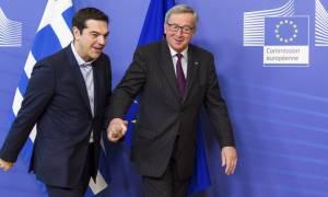 Κρίσιμη συνάντηση Τσίπρα – Γιουνκέρ στις Βρυξέλλες. Παρών και ο Ντάισελμπλουμ