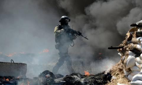 Αναζωπυρώνονται οι μάχες στην ανατολική Ουκρανία
