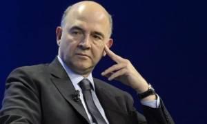 Πεπεισμένος ότι θα βρεθεί συμφωνία για την Ελλάδα ο Μοσκοβισί