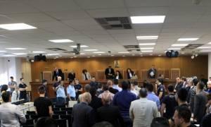 Αδιέξοδο στο ζήτημα μεταφοράς της δίκης της Χρυσής Αυγής από τις φυλακές Κορυδαλλού