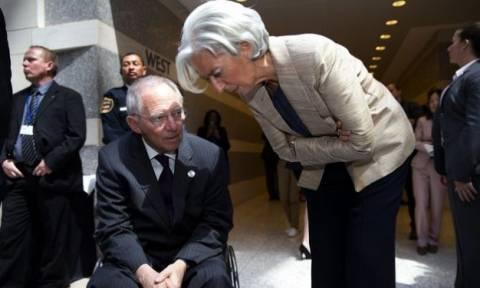 Επαναλαμβανόμενος Σόιμπλε παρά την όποια πρόοδο - Μήνυμα από το ΔΝΤ
