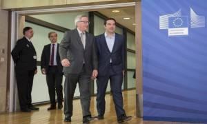 «Νέα σύνοδος για την Ελλάδα αύριο (05/06) στις Βρυξέλλες»