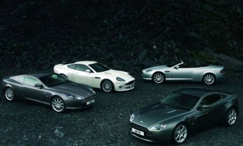 Aston Martin: Ανάκληση 43 μοντέλων