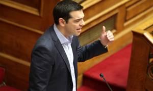 Ο πρωθυπουργός ενημερώνει τη Βουλή για τη διαπραγμάτευση