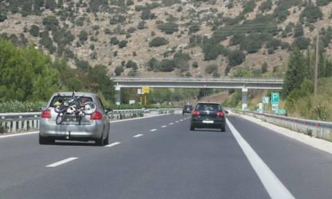 Κυκλοφοριακές ρυθμίσεις στην Π.Ε.Ο. Αθηνών -Λαμίας