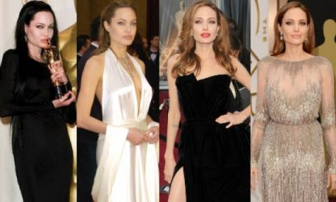 Happy birthday, Angelina Jolie! Η εξέλιξη του στυλ της διάσημης ηθοποιού