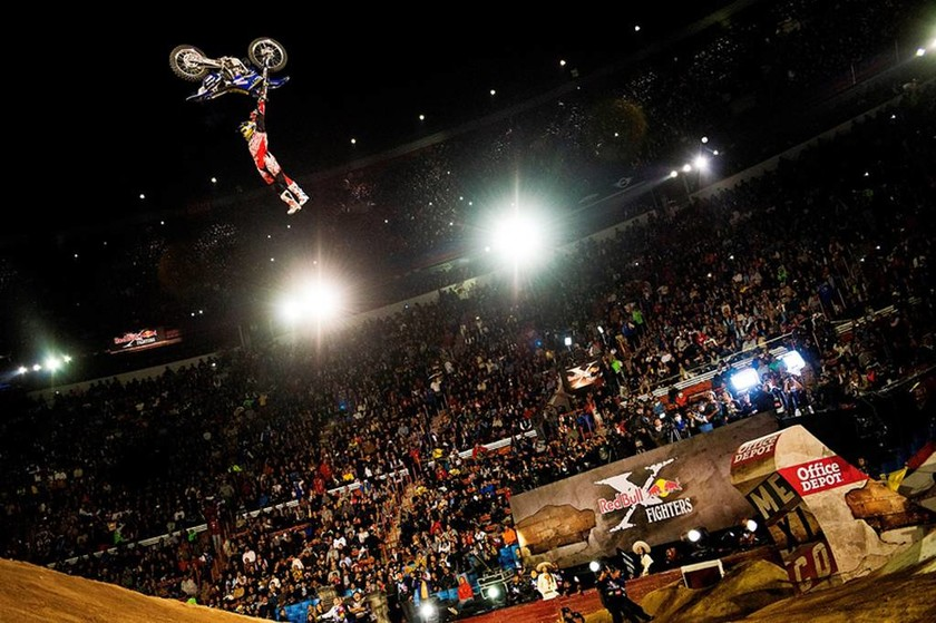 Red Bull X-Fighters Αθήνα: Συγκλονιστικό θέαμα (Photos)