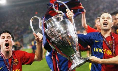Champions League 2015: Τα 4 ευρωπαϊκά της Μπάρτσα! (video)