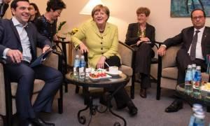 Νέο «όχι» Τσίπρα στην τηλεδιάσκεψη με Μέρκελ-Ολάντ