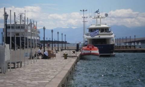 Τροχαίο ατύχημα στο λιμάνι της Ιτέας