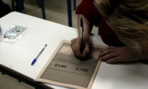 Πανελλήνιες 2015: Δείτε τα θέματα στα μαθήματα που εξετάστηκαν σήμερα (5/6) οι υποψήφιοι των ΕΠΑΛ