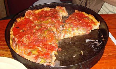 Αγόρασε σπίτι με αντάλλαγμα... πίτσα!
