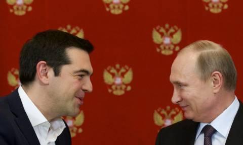 Τι συζήτησαν Τσίπρας-Πούτιν
