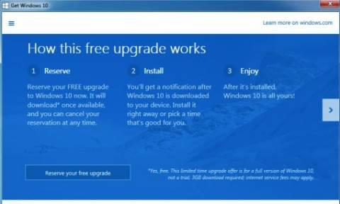 Ναι, θα μπορείτε να κάνετε clean installs στα Windows 10