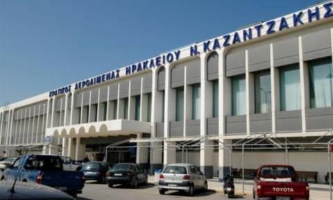 Ηράκλειο: Σύλληψη για πλαστογραφία πιστοποιητικών στο αεροδρόμιο «Ν. Καζαντζάκης»