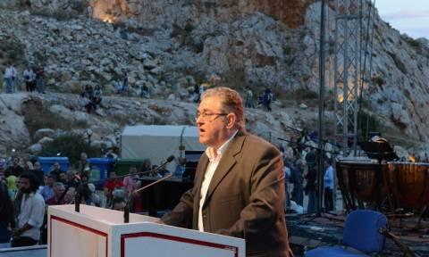 Κουτσούμπας: Η κυβέρνηση μάς οδηγεί σε νέο μνημόνιο-λαιμητόμο