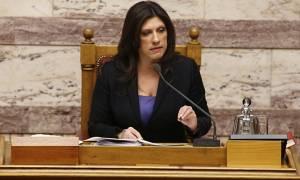 Βουλή: Κόντρα Βενιζέλου και Θεοδωράκη με την Κωνσταντοπούλου
