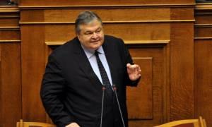 Βενιζέλος: Ο πρωθυπουργός απευθύνθηκε στο εσωκομματικό ακροατήριο